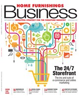 September 2014 Cover | Home Furnishings Business | HFB